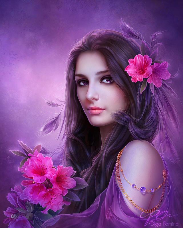 wild flower by Helga-Helleborus