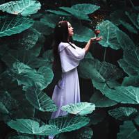 forest secret by Gareng92