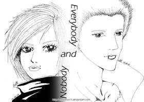 Nobody and everybody by nemolina11