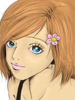 Hachiko -Nana- Colored V. by nemolina11