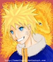 Naruto Uzumaki by nemolina11