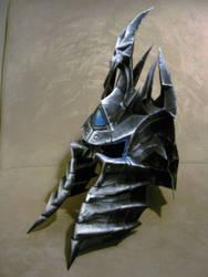 Lich King's Helmet // World of Warcraft by Laitz