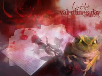 Anti-valentine's day by Nuttestla