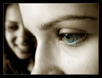 blue eyed sister by hepikied