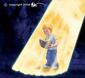 Light In The Dark by PrisonerOnEarth