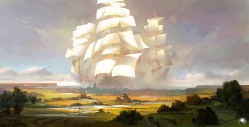 The Great Sails by Reicheran