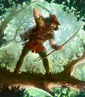 Robin of Loxley by rek0