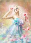 Scarlet floret by ChristasVengel