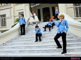 Welcome to Ouran by PSHcosplay