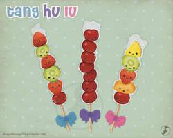 Tang Hu Lu by danger0usangel03