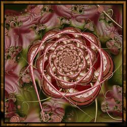 A Rose by liazrdqueen