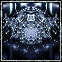 Diamond Broach by liazrdqueen
