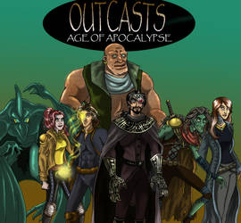 The Outcasts by Dendraica