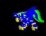 Contest Entry: Brazilian Blur (remake) by FiretrontheHedgehog