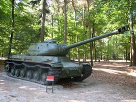 IS model 2 Russian WWII heavy by schnappie