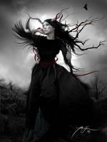 BLACK QUEEN by YEGIN
