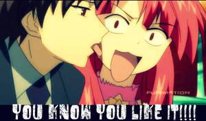 You Know You Like It by Nosuzu-Chan