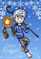 RotG: Merry Christmas by pikaplusmin