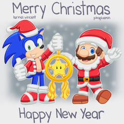 Happy Holidays 2018 by pikaplusmin