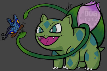 Kdex 001 Bulbasaur by DogNoms