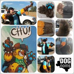 Chu Mini Partial by DogNoms