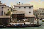 Venice model scene by jpachl