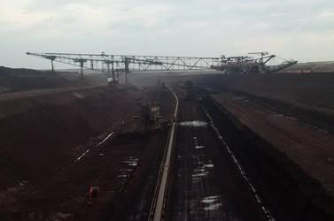 In the coal fields by jpachl