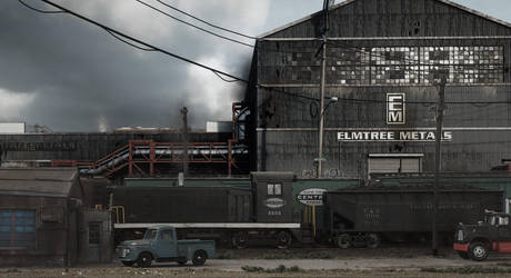 Switching at Elmtree Metals by jpachl