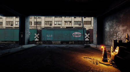 Underpass by jpachl