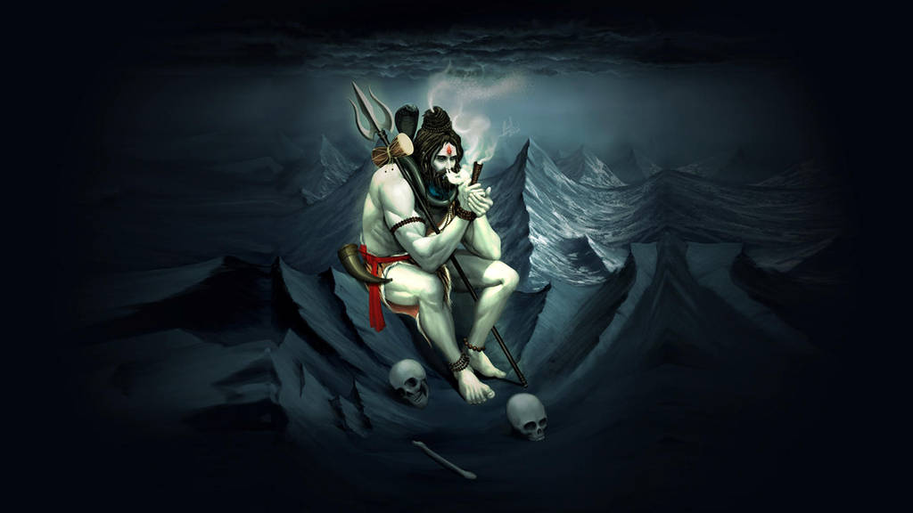 Lord Shiva Wallpaper By Ramawat On Deviantart