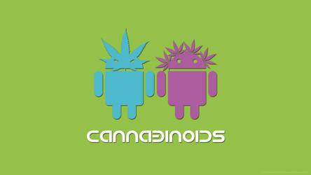 Wallpaper - Cannabinoids by ramawat