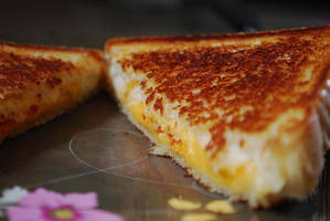 Grilled Cheese by punchedtoast