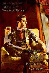 Zacloudseth Columbia Whiskey Ad - Double Grain by Alphared137