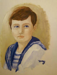 Tsarevich WIP by Gorseheart