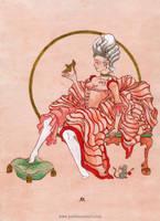 Cinderella. by Penti-Menti