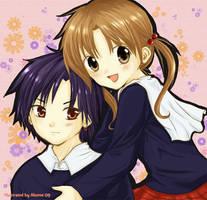 Gakuen Alice Fan Art by akome1206
