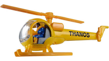 Thanos Copter by green-neon