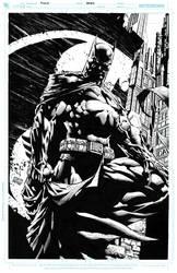 Batman Dark Knight REDUX by JimmyReyes