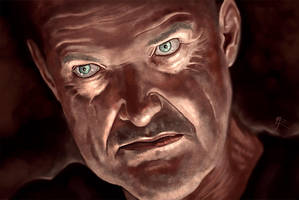 John Locke by mrobinson-art