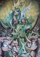 Meet our Queen by Lunar-White-Wolf