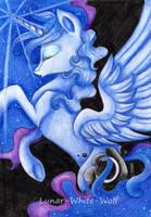Lunar princess by Lunar-White-Wolf