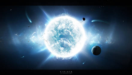 Sirius B by FacundoDiaz