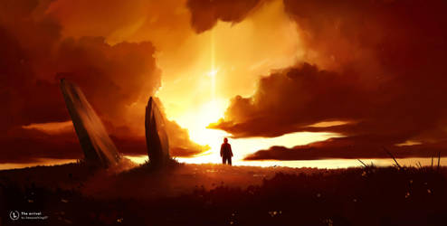 The Arrival by FacundoDiaz