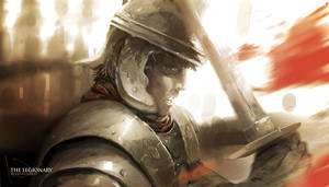 The Legionary by FacundoDiaz
