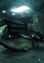 COTT: Hangar by FacundoDiaz