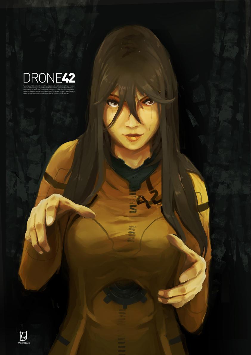 Drone 42 - 2 by FacundoDiaz