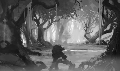 Light study 1 by FacundoDiaz