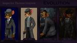 OC Evolution: Grayson by ALS123