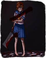 Cleaver Girl by kinozie