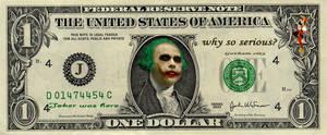 one dollar by commanderlewis